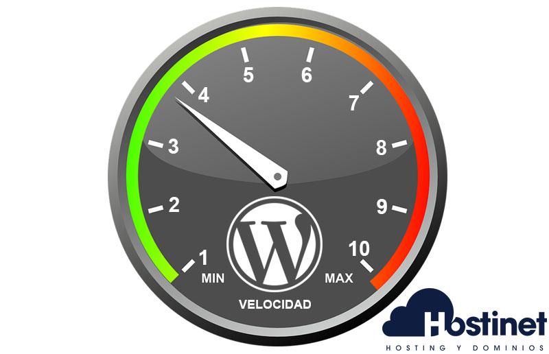 WordPress Velocidad