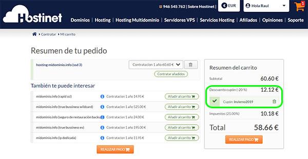 Contratar SSD3 Invierno2019 Descuento