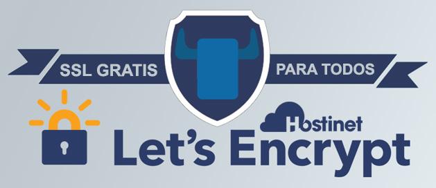 Let's Encrypt Gratis para todos