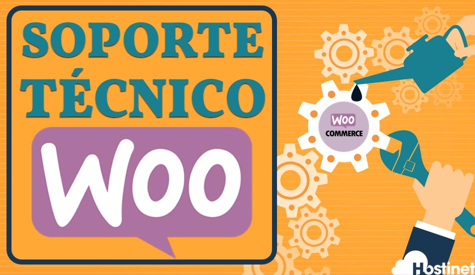 Soporte Técnico Especializado en WooCommerce Incluido en tu Hosting