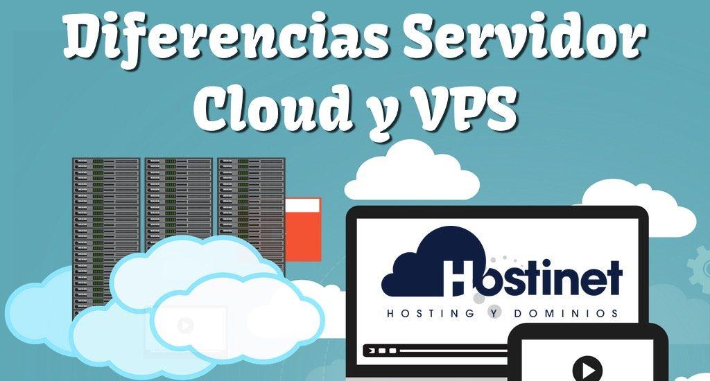 Diferencias entre un Servidor Cloud y uno VPS