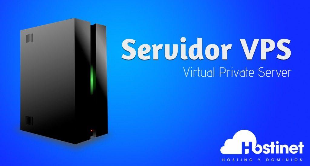 Servidor VPS o Servidor Privado Virtual