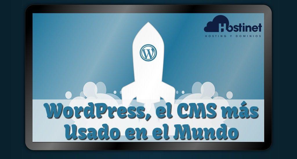 WordPress, el CMS más Usado en el Mundo